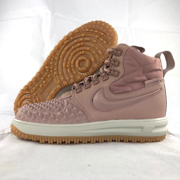 online store 40926 7f0f2 Nike Shoes   W Lf1 Lunar Force 1 Duckboot Pink White   Poshmark